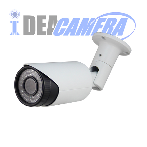 1080P IR Bullet HD AHD Camera with 3MP 4X 2.8-12mm Motorized Zoom Lens