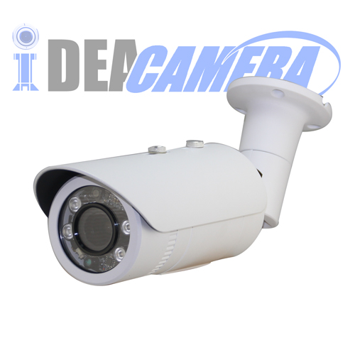 2MP Bullet Starlight IP Camera with Audio,With POE,VSS Mobile APP
