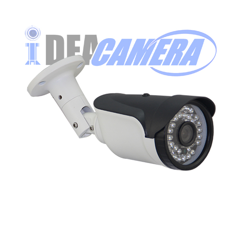 2MP Waterproof IR Bullet Camera,OSD Menu,AHD/CVI/TVI/960H 4IN1