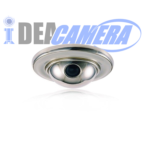 2MP Metal HD AHD UFO Camera with OSD Menu, AHD/TVI/CVI/CVBS 4IN1 with UTC Control.