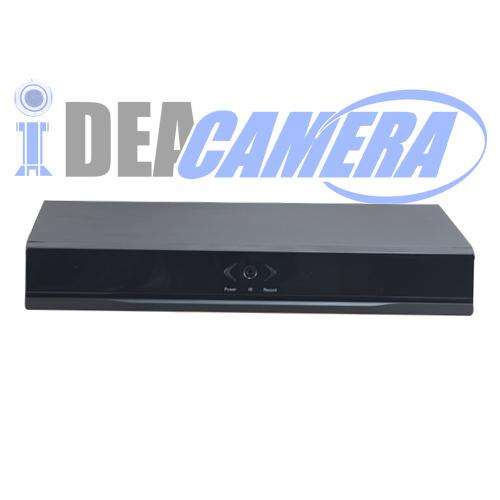 8CH 1080P H 264 HD NVR, Max 8CH Playback, ONVIF Protocol