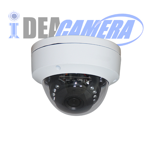 4MP Metal IR Dome AHD Camera,AHD/CVI/TVI/CVBS 4-in-1, UTC Control or OSD Menu optional