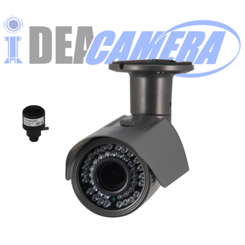 4K HD IR Varifocal IP Camera,8MP H.265 Network Camera,VSS Mobile App,Face detection,POE Supply