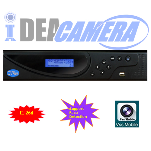 32CH 2SATA H 264 NVR,32ch playback,VSS Mobile App,ONVIF 2 6,Support
