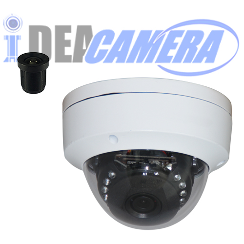 5MP IP Camera with Audio In,H.265,Internal POE,VSS Mobile App,Face detection