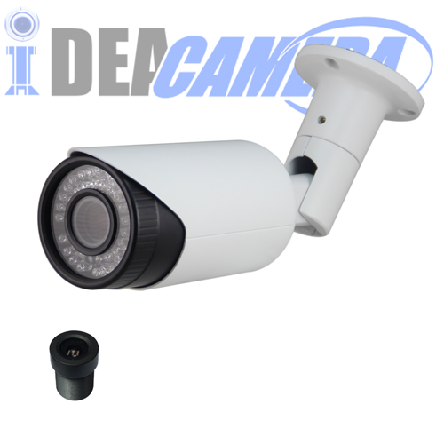 5MP IP Bullet Camera with Audio In,H.265,VSS Mobile App,Internal POE,Face detection
