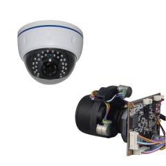 Motorized Zoom  Camera